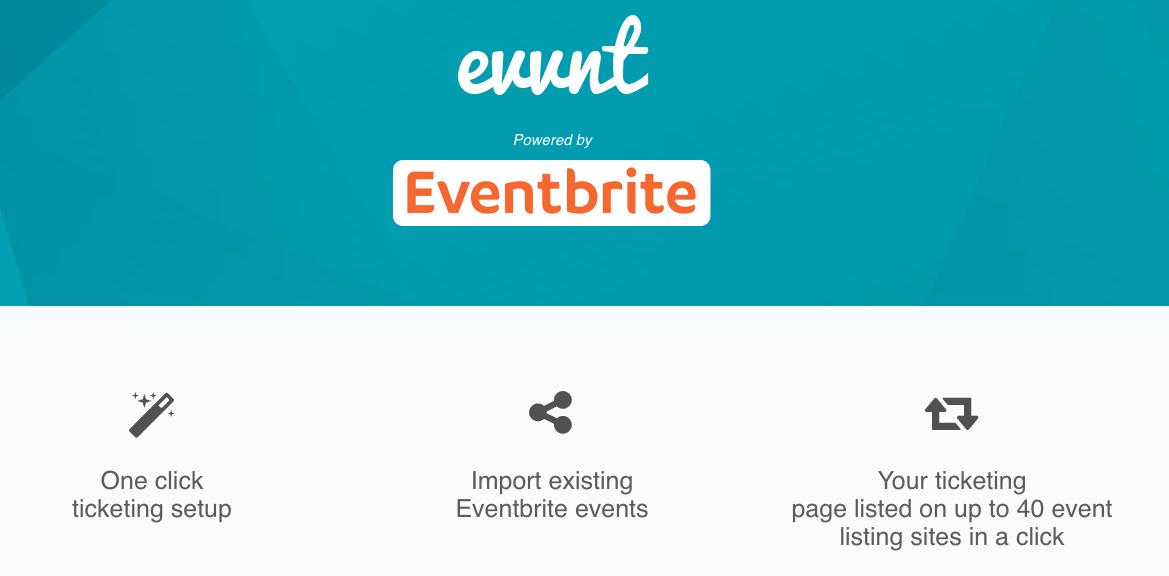 Eventbrite log in